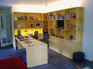 kantoormeubelen , bamboe, Heerde, push to open